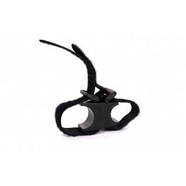Велокрепление для фонаря BM-02 (липучка на шлем)