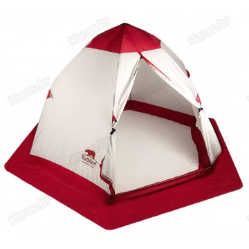 Палатка зимняя Balmax MEDIUM 3-х местная (2.6х2.6х1.6 м)
