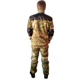 Флисовый костюм Сталкер Мох