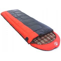 Спальный мешок-одеяло Balmax Alaska Expert 250x90 см с подголовником (-20°С)