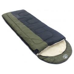 Спальный мешок-одеяло Balmax Alaska Expert 250x90 см с подголовником (-25°С)