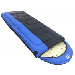 Спальный мешок-одеяло Balmax Alaska Camping Plus 230x85 см с подголовником (-10°С)
