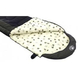Спальный мешок-одеяло Balmax Alaska Camping Plus 230x85 см с подголовником (-5°С)