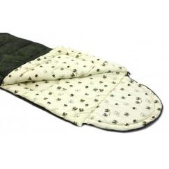Спальный мешок-одеяло Balmax Alaska Standart Plus 250x100 см с подголовником (-5°С)