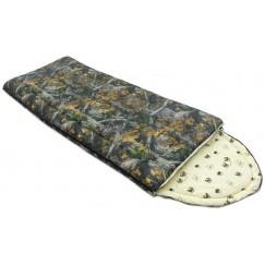 Спальный мешок-одеяло Balmax Alaska Standart Plus 250x100 см с подголовником (-15°С)