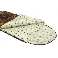 Спальный мешок-одеяло Balmax Alaska Standart Plus 250x100 см с подголовником (-10°С)
