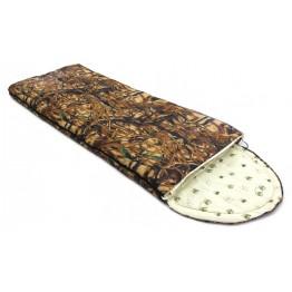 Спальный мешок-одеяло Balmax Alaska Standart 250x90 см с подголовником (-10°С)