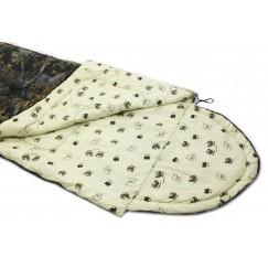 Спальный мешок-одеяло Balmax Alaska Standart 250x90 см с подголовником (-15°С)