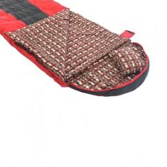 Спальный мешок-одеяло Balmax Alaska Elite 250x90 см с подголовником (-25°С)