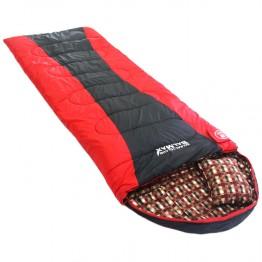 Спальный мешок-одеяло Balmax Alaska Elite 250x90 см с подголовником и подушкой (-3°С)