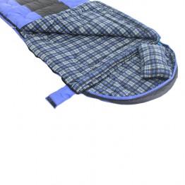 Спальный мешок-одеяло Balmax Alaska Elite 250x90 см с подголовником и подушкой (-7°С)