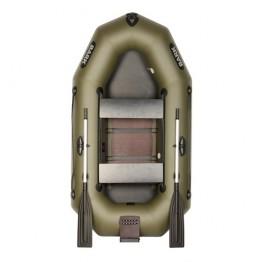 Надувная 2-ух местная ПВХ лодка BARK B-230CND c передвижными сидениями