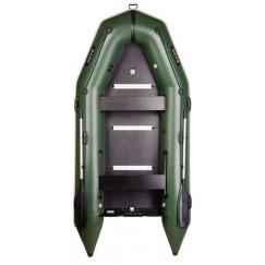 Надувная 4-ёх местная ПВХ лодка BARK BT-330S