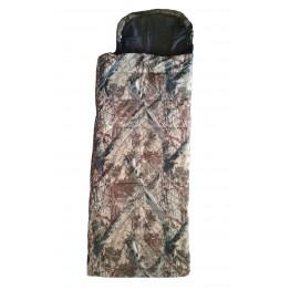 Спальный мешок-одеяло ArtViteks Bars 2 220х80см с подголовником (-10°С)
