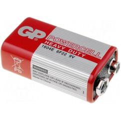 Батарейка GP Powercell Heavy Duty 9V 1604E