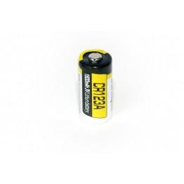 Батарейка ArmyTek CR123A литиевая 1500 mAh
