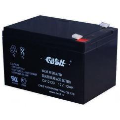 Аккумулятор свинцово-кислотный Casil CA12120 12V, 12Ah