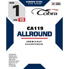 Крючки Cobra Allround CA119
