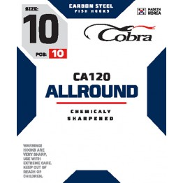 Крючки Cobra Allround CA120