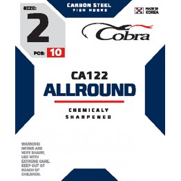 Крючки Cobra Allround CA122