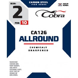 Крючки Cobra Allround CA126