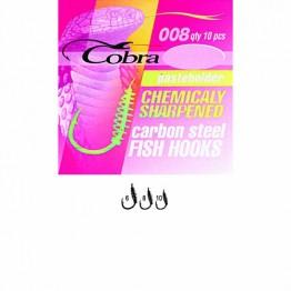 Крючки Cobra PASTEHOLDER C008NSB-***