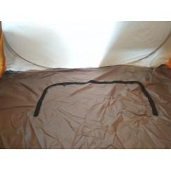 Палатка зимняя автоматическая WFT 1.8x1.8х1.5м (дно на молнии)