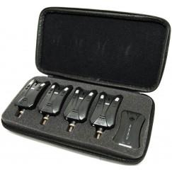 Набор сигнализатор клёва D1-W 4 шт. + пейджер