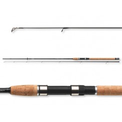 Спиннинг Daiwa Crossfire Jiggerspin 902 MLFS, углеволокно, штекерный, 2.70 м, тест: 8-35 г, 225 г