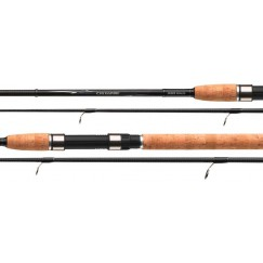 Спиннинг Daiwa Crossfire Jiggerspin, углеволокно, штекерный, 2.40 м, тест: 5-25г, 190г