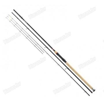 Удилище фидерное Daiwa Ninja X Method Feeder 360, углеволокно, тест до 80, 260г