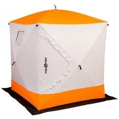 Палатка зимняя Fish2Fish КУБ трехслойная (2.2x2.2x2.35м)