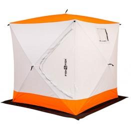 Палатка зимняя Fish2Fish КУБ (1.8x1.8x1.95м)