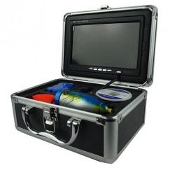 Подводная камера Профи кейс 15 + DVR (видеоудочка, запись видео)
