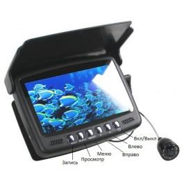 Подводная камера Fishcam Plus 750 DVR (видеоудочка, запись видео)