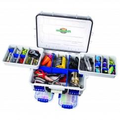 Ящик рыболовный пластиковый Flambeau Waterproof Satchel Medium With Base Cage 4000