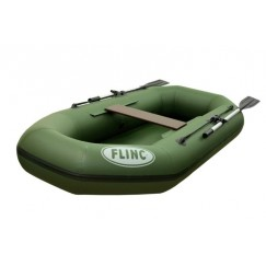 Надувная 1-местная ПВХ лодка Flinc F240L