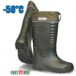 Сапоги зимние FortMen Ермак -50°C с манжетой