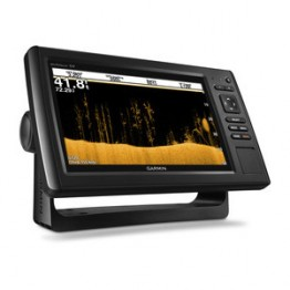Эхолот Garmin EchoMap Chirp 92sv, 9 дюймов (сканер ClearVü, сканер SideVü, GPS)