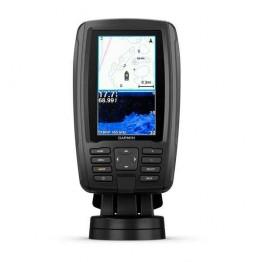 Эхолот Garmin EchoMap Plus 42cv, 4.3 дюйма (сканер ClearVü, GPS)