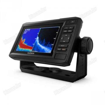 Эхолот Garmin EchoMap Plus 62cv, 6 дюймов (сканер ClearVü, GPS)