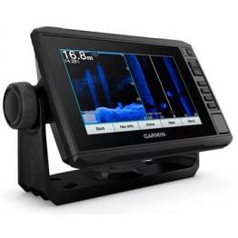 Эхолот Garmin EchoMap Plus 72sv UHD, 7 дюймов (сканер SideVü, GPS)