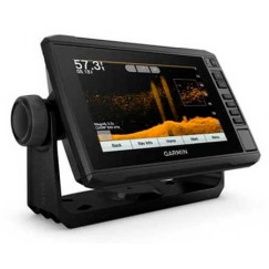 Эхолот Garmin EchoMap 72cv UHD, 7 дюймов (сканер ClearVü, GPS)