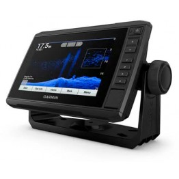 Эхолот Garmin EchoMap 72sv UHD, 7 дюймов (сканер ClearVü, сканер SideVü, GPS)