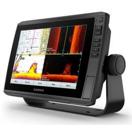 Эхолот Garmin EchoMap Ultra 102sv, 10 дюймов (сканер ClearVü, сканер SideVü, GPS)