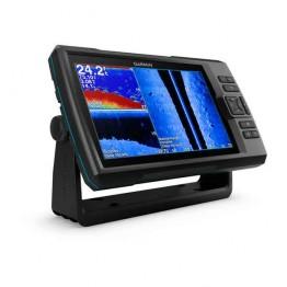 Эхолот Garmin Striker Plus 9sv, 9 дюймов (сканер ClearVü, сканер SideVü, GPS)