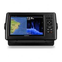 Эхолот Garmin echoMap CHIRP 72DV 7 дюймов (сканер DownVü, GPS, ГЛОНАСС)