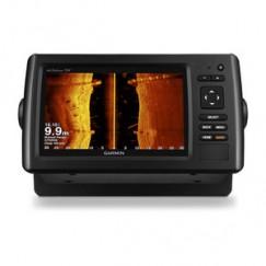 Эхолот Garmin echoMap CHIRP 72SV 7 дюймов (сканер SideVü, GPS, ГЛОНАСС)