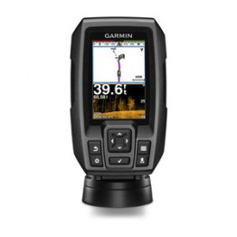 Эхолот Garmin Striker CHIRP 4CV 3.5 дюйма (сканер ClearVü, GPS)