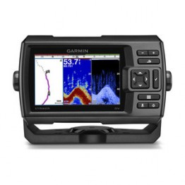 Эхолот Garmin Striker CHIRP 5DV 5 дюймов (сканер DownVü, GPS)